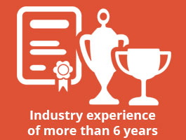 Industry-experience